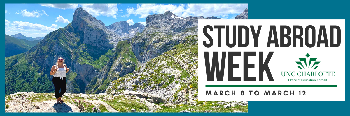 Learn more about Study Abroad Week